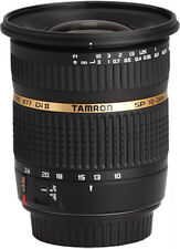 Tamron SP AF 10-24mm f / 3.5-4.5 DI II Zoom Lens For Canon DSLR Cameras! NEW!!