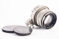 Kern Switar 50mm f/1.8 AR Lens with Both Original Caps for ALPA Mount V17