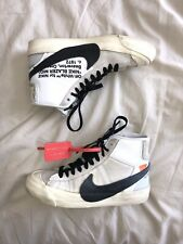 Nike x Off-White Blazer Mid - The 10 - Size UK 3.5