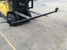 NEW TRAILER LOWERED DROP AXLE 4 INCH SUIT BOX CAR ALL PARTS AT DISCOUNT PRICES