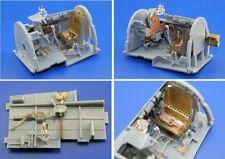 "Eduard 1/32 Nakajima Ki-84 Hayate ""Frank"" interior for Hasegawa kit # 32542"
