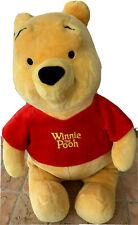 "Disney - WINNIE THE POOH - Large big Plush Doll Stuffed soft Toys  24""  55cm"
