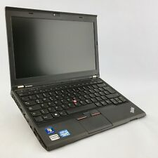Lenovo ThinkPad X230 Inkl. Dock, 12,5 Zoll, 500 GB, i5, Win 7 Pro, 8 GB, WLAN