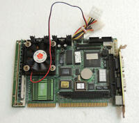 1PC USED Advantech PCA-6153 REV.B1 card mainboard   #A3