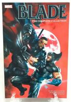 Blade The Complete Collection Collects #1-12 Wolverine New Marvel Comics TPB