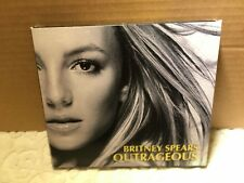 A4475 BRITNEY SPEARS / OUTRAGEOUS (JAPAN) BVCQ-27010