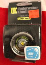 SCUBA UK AQUALITE PRO 100 LAMP HEAD  NIB PRIMO!