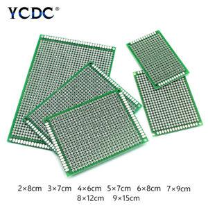 Single Duel Sides PCB Printed Circuit Board Universal Prototype Breadboard