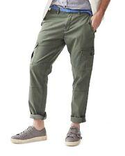 Michael Bastian Cavalry Linen Twill Cargo Regular Fit Pants, Size 30, MSRP $168