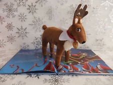 2014 The Elf on The Shelf Elf Pets Reindeer and Book *New Without Packaging*