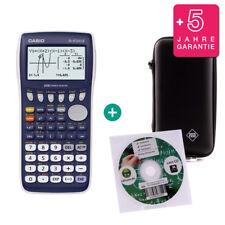 Casio fx 9750 gii calculadora gráfica calculadora + funda protectora de aprendizaje CD de garantía