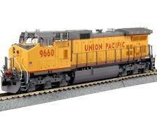 NEW Kato HO Scale GE C44-9W Union Pacific #9660 Locomotive RTR
