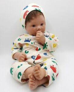 Vintage 1995 Lee Middleton Realistic Baby Doll Thumb Sucker 071294(2)