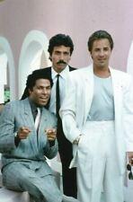 Miami Vice Original 35mm Film TV Slide Johnson, Thomas Edward James Olmos