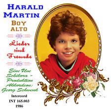 Harald Martin - Boy Soprano/Alto - Lieder sind Freunde
