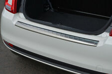 Spazzolato Paraurti Davanzale Protettore Copertura Trim per adattarsi FIAT 500 (2007+)