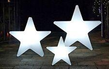 Leuchtender Stern Weihnachtsstern Sternleuchte Außenleuchte Garten 8 season