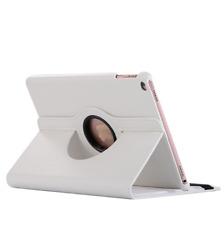 Schutz Hülle für Apple iPad Air 2 Case Cover Etui Tasche Weiß 360 Grad
