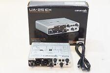 Edirol UA-25EX USB Audio Capture AUDIO I/F Roland UA25 World Ship