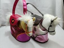 PUCCI PUPS AND FRIENDS PONY PURSE LOT