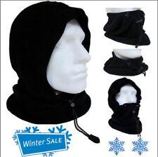 Winter warmer 4 in 1 Mens Fleece scarf Balaclava Neck SNOOD Face Mask scarf L1Y