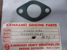 NOS Kawasaki Inlet Intake Manifold Gasket 1970 MB1 313650-6184 Qty 1