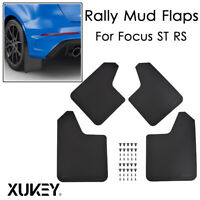 XUKEY Mud Flaps Splash Guards Mudguards Fender For Ford Focus ST RS ST250 RS500
