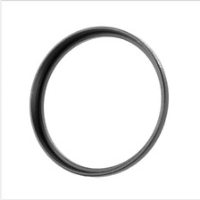 37mm-55mm 37mm to 55mm step up Flter Rng Adapter Black