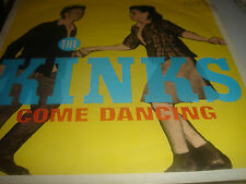 "Kinks, The-come dancing 7"" Nr Comme neuf, ARIST 502, 1982, photo Manche"