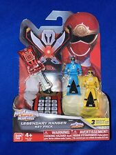 Power Rangers Super Megaforce Ninja Storm Key Pack