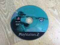 * Sony Playstation 2 Game * MEDAL OF HONOR FRONTLINE * PS2 *DISC ONLY*