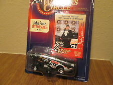 JOHN FORCE..1997 MUSTANG.NITRO FUNNY CAR..1/64 DIECAST.