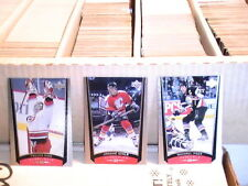 1990-1991, 1991-1992 1992-1993 UpperDeck Hockey pick 40 comp. your set ex-nm
