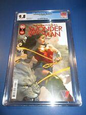 Sensational Wonder Woman #1 CGC 9.8 NM/M Gorgeous Gem Wow