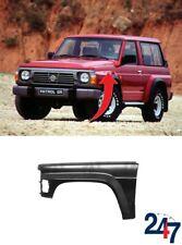 Avant Fibre Aile Fender Compatible avec Nissan Patrol 1990-1997 Gauche N/S