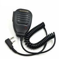 Two Way Walkie Talkie Radio Handheld Speaker Mic for Baofeng UV-5R A UV-82L