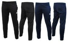 Adidas Slim Fit Tiro17 Mens Training Tracksuit Zip Bottoms Pants Running Sports