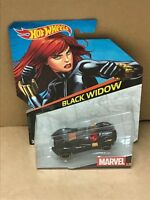 HOT WHEELS MARVEL DIECAST - Black Widow