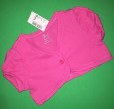 NEW! Baby Girls TCP Cardigan Button Shirt 3T Pink SS Gift! $16.95