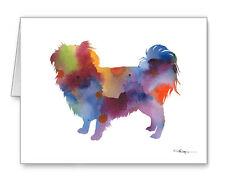 Japanese Chin Note Cards With Envelopes