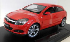 Véhicules miniatures rouge pour Opel 1:18