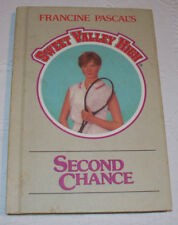 Vintage Sweet Valley High Second Chance HB  Accelerated Reader Grade 4 Teens