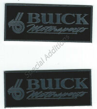 Buick Motorsports Sill Plate Overlays New
