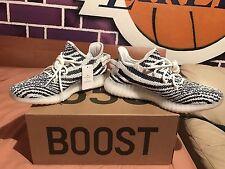 Adidas Yeezy Boost 350 V2 Zebra Style Mens Size 11
