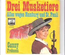 CONNY FROBOESS - Drei Musketiere