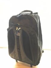 Lightweight Backpack On Wheels Cabin Size Sports Hiking Walking Laptop Rucksack