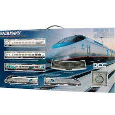 Bachmann 01205 Amtrak Acela Express Electric Train Set w/ E-Z Track HO Scale