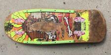 Monty Nolder BBC Skateboard Deck Vintage Alva Vision Powell Peralta