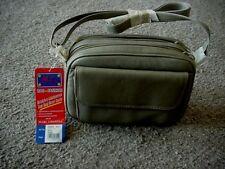 NEW M.C. Marc Chantal MULTI SECTION TAUPE Shoulder Bag Handbag Purse MWT
