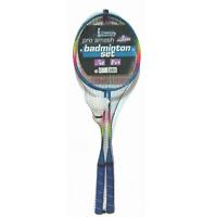 2 Players Badminton Set 2 Rackets 1 Shuttlecock Outdoor Garden Home Game Sport